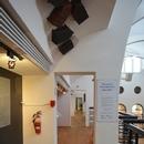 Salle d'exposition - 2ème niveau