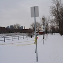 Sentier le long du Canal Lachine