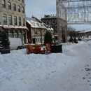 Place Jacques Cartier - sentier