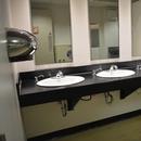Toilettes dans les salles de réception