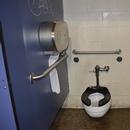 Toilettes - près du bar