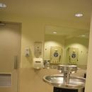 Salle de toilettes