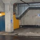 Place de stationnement réservée