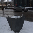 Fontaine à eau - non accessible
