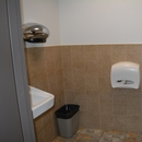 Cabinet de toilettes accessible