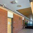 Niveau 3 - Salle de toilette près du comptoir alimentaire