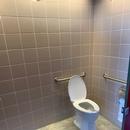 Salle de toilette - Niveau 3 - Près du comptoir alimentaire