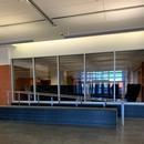 Niveau 2 - Rampe d'accès vers le Hall 2000
