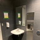 Salle de toilette - Niveau 1 - Bureaux administratifs