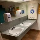 Salle de toilette - Pavillon administratif