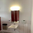 Salle de toilette - Jardin de Chine