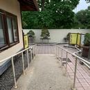 Rampe d'accès - Jardin Bonsaïs - Jardin Japonais