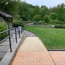 Rampe d'accès - Jardin Japonais