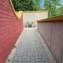 Rampe d'accès - Cour - Maison de l'arbre Frédéric-Back