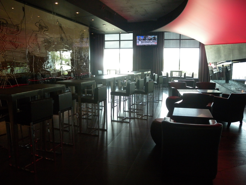 Lobby - zone de déjeuners