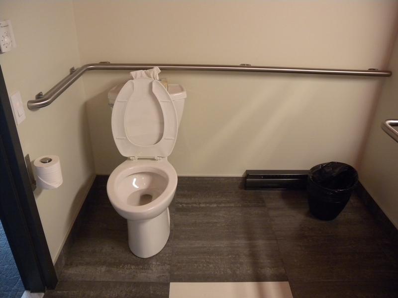 Salle de bain 201 accessible