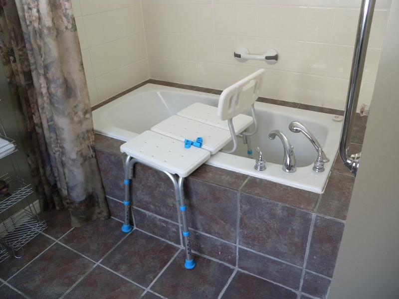 Salle de bain - Chambre accessible