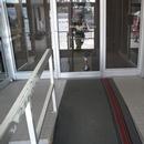 Entrée secondaire accessible